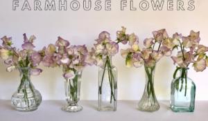 24f9bf6de1c19 How to Create Vintage Farmhouse Floral Displays – Monterey Farmgirl